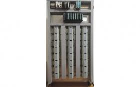 施耐德PLC电器柜装配